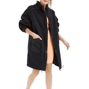 NWT Free People Women's Glacier Fleece Jacket
